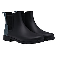 Buy Hunter Women's Original Refined Chelsea Wellington Boots Online at johnlewis.com