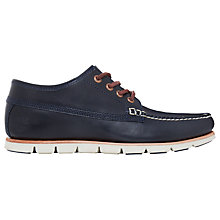 Buy Timberland Tidelands Ranger Moccasins, Blue Online at johnlewis.com