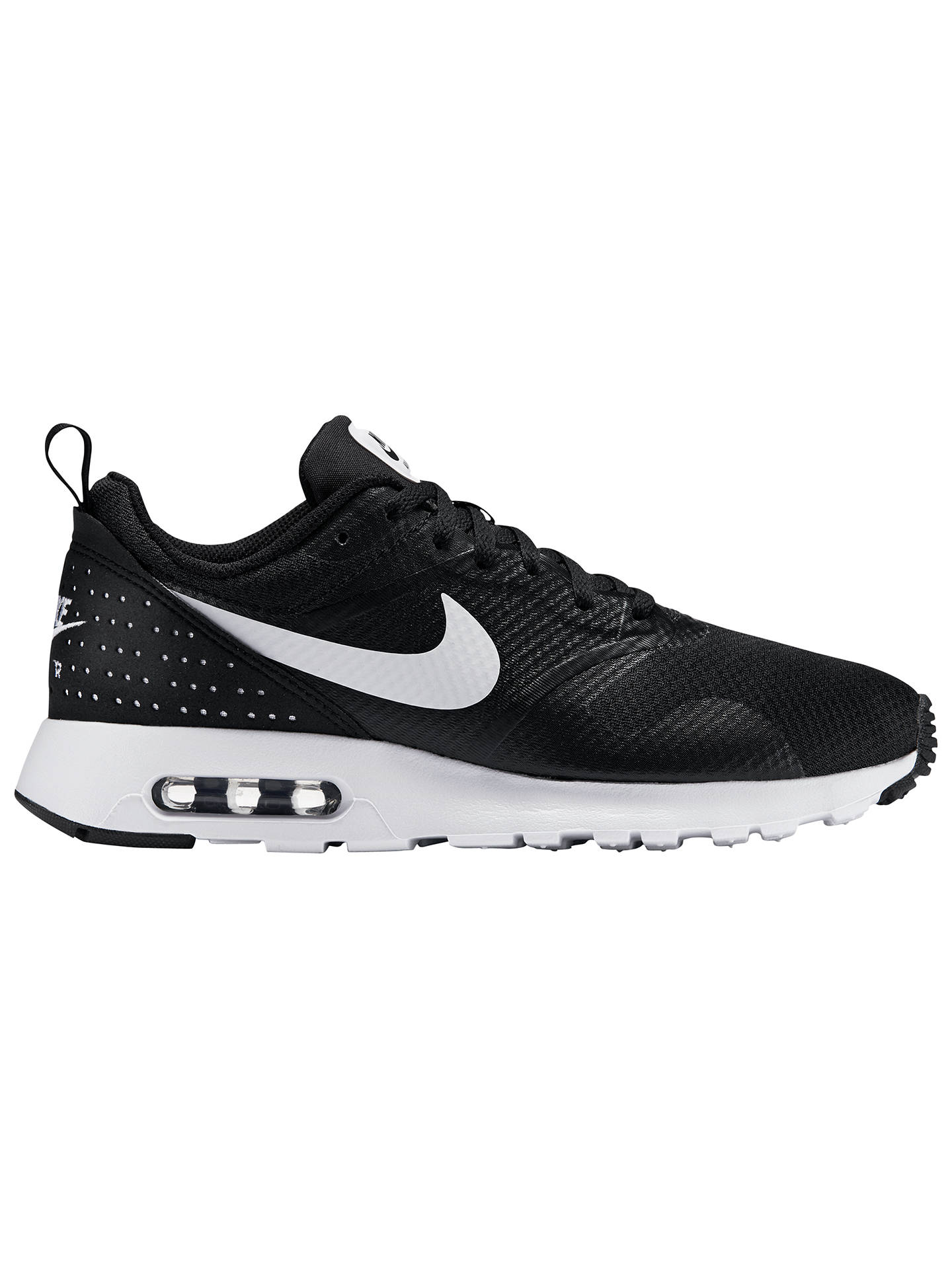 c5c7ee3bb27f ... sweden buynike air max tavas mens trainers black white 7 online at  johnlewis. 3c59c b8511 sweden nike ...