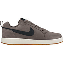 Buy Nike Court Borough Low Premium Men's Trainers Online at johnlewis.com