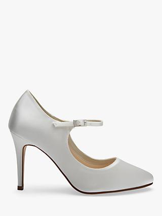 Rainbow Club Hana Mary Jane Court Shoes, Ivory