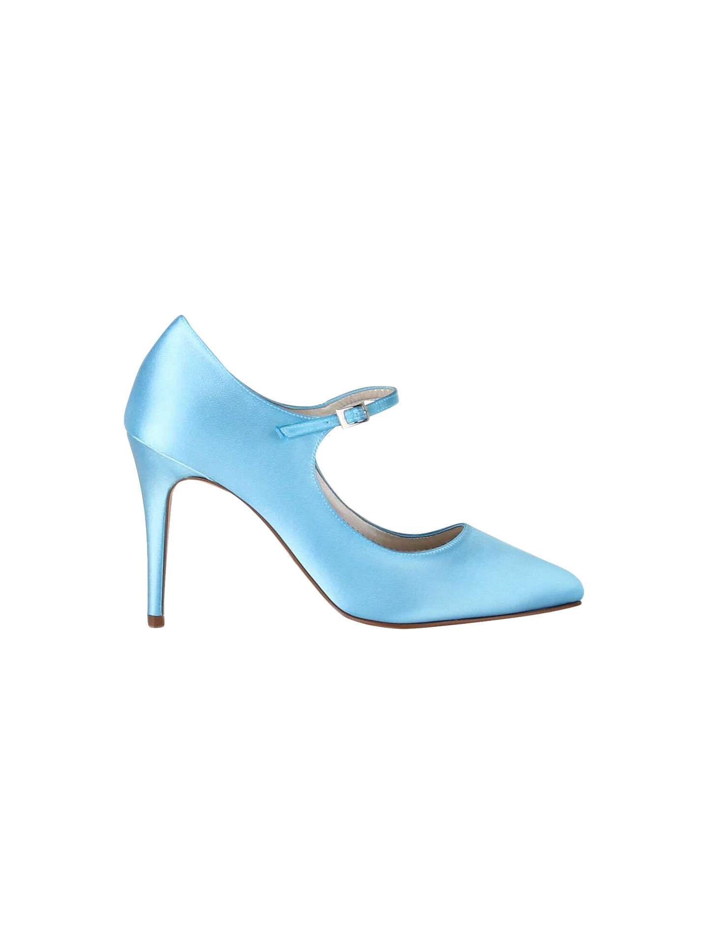 Buy Rainbow Club Hana Mary Jane Court Shoes, Ivory, 3 Online at johnlewis.com