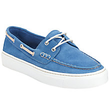 Buy John Lewis Designed for Comfort Fearne Flatform Boat Shoes Online at johnlewis.com