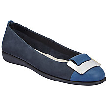 Buy John Lewis Designed for Comfort Helsa Slip On Pumps Online at johnlewis.com
