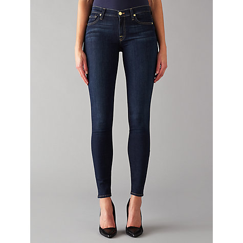 Buy 7 For All Mankind The Skinny B(air) Jeans, Rinsed Indigo ...