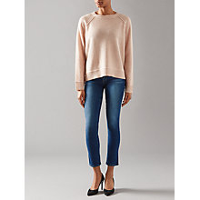 Buy Paige Skyline Skinny Ankle Jeans, Lane Online at johnlewis.com