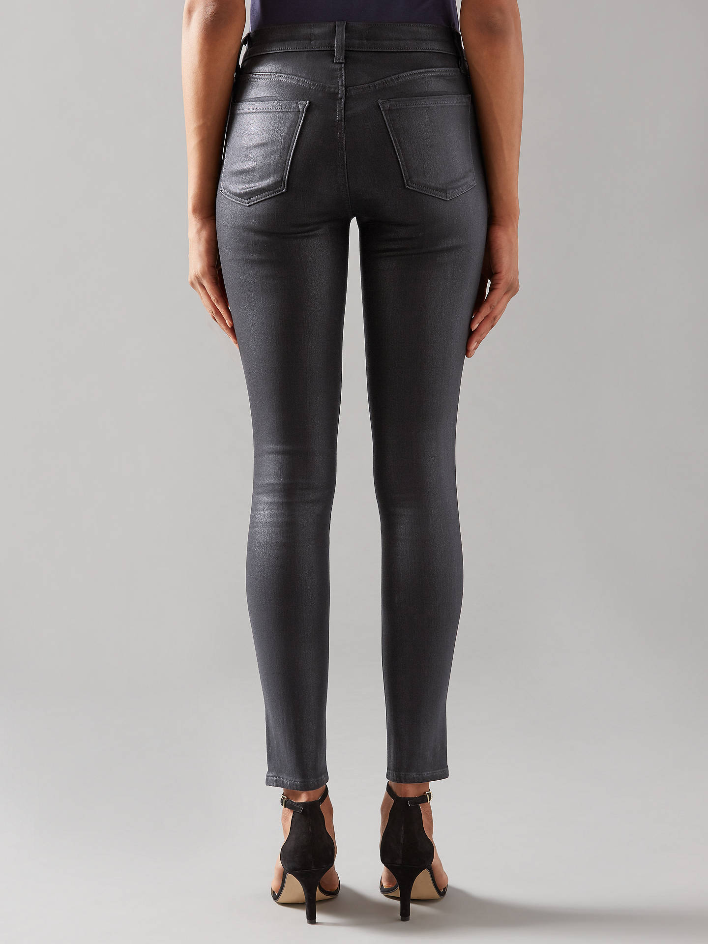 J Brand 620 Mid Rise Super Skinny Jeans, Fearless at John ...