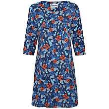 Buy Seasalt Wagtail Printed Dress, Abloom Night Online at johnlewis.com