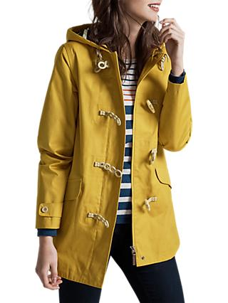 Seasalt RAIN® Collection Seafolly Long Jacket, Mustard