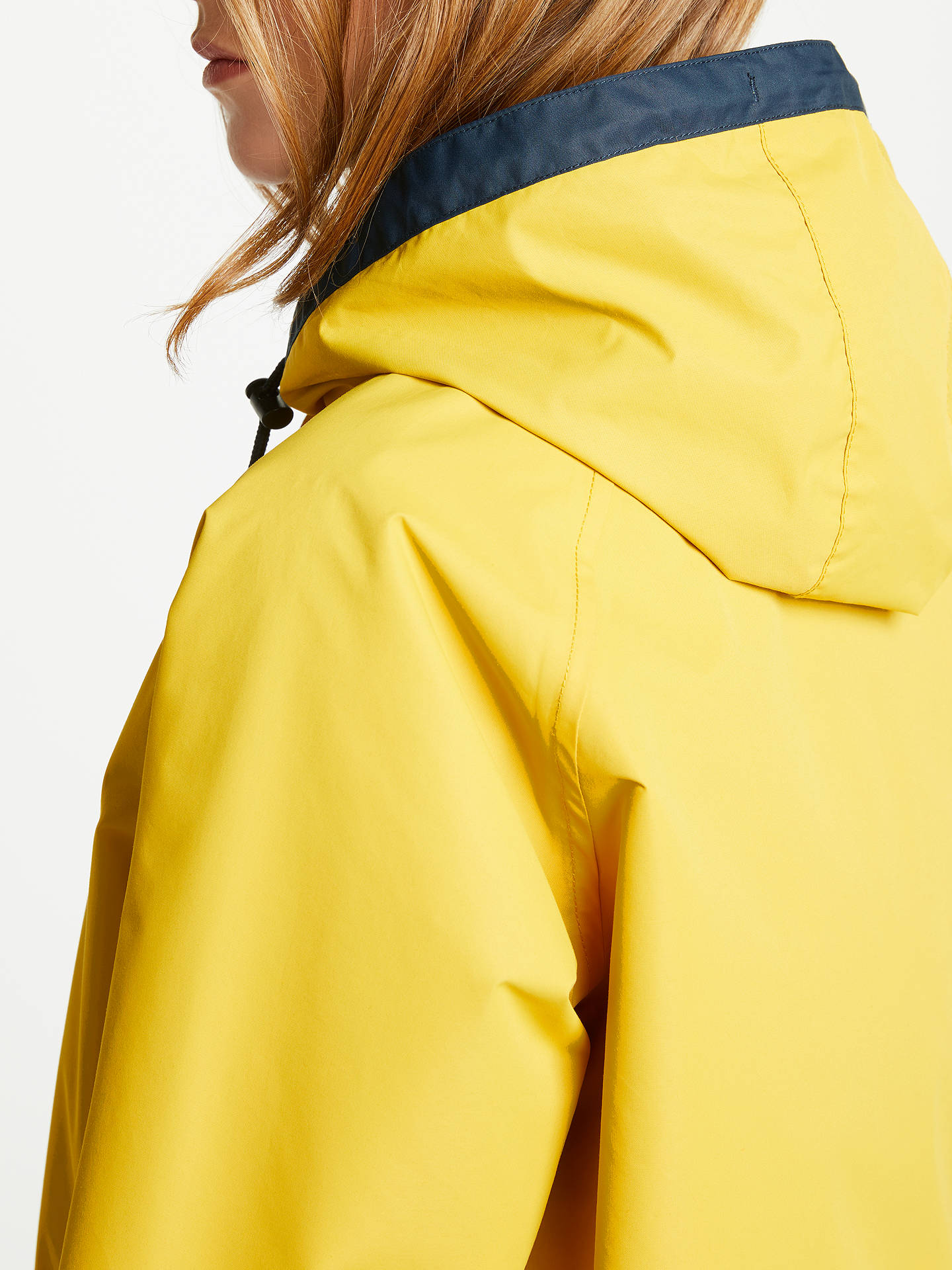 BuySeasalt RAIN® Collection The Reversible Raincoat, Mustard, 8 Online at johnlewis.com