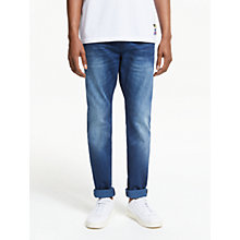 Buy Scotch & Soda Ralston Regular Slim Fit Jeans, Winter Spirit Online at johnlewis.com