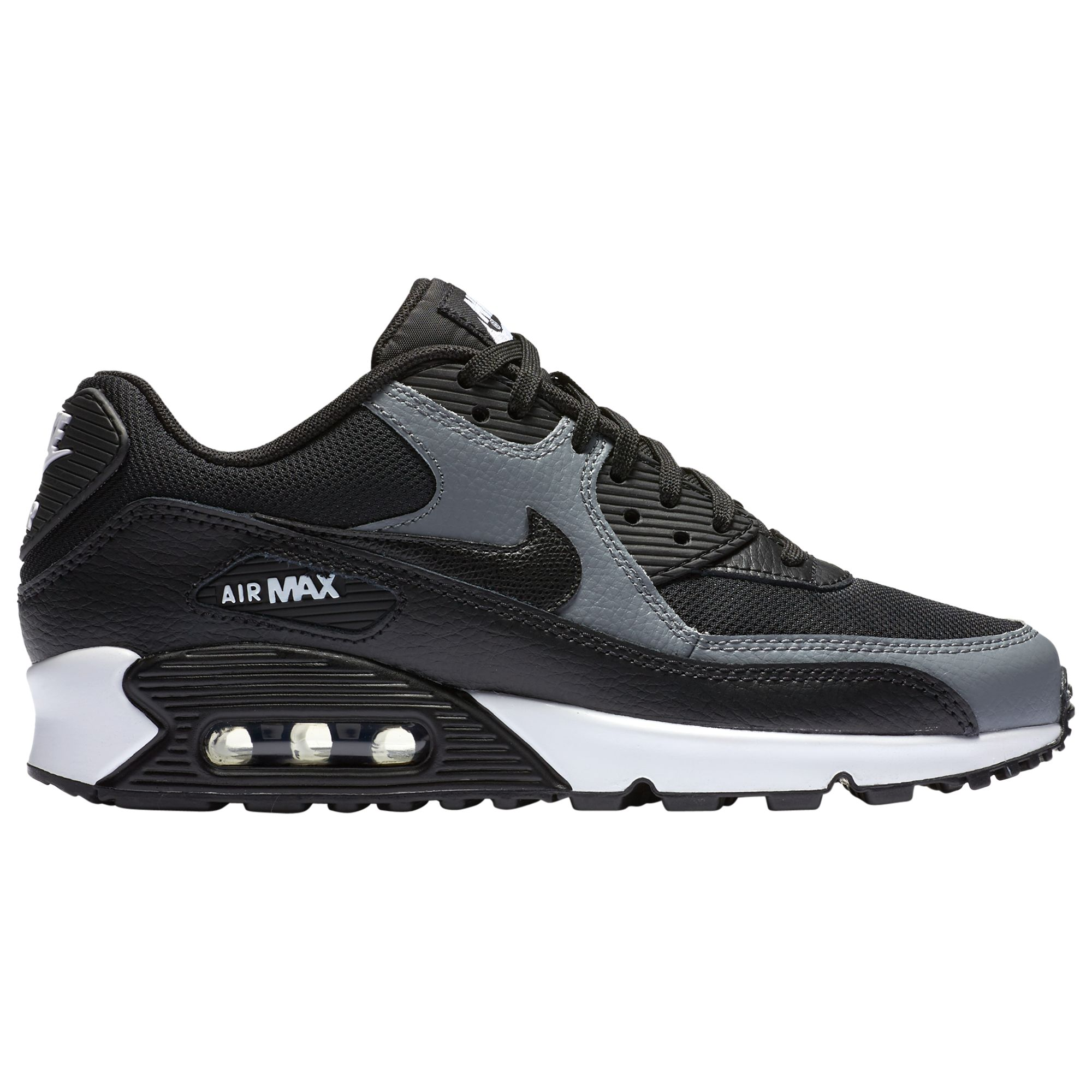 Brand New Nike Air Max 90 Casual Shoes White Black For Sale