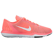 Buy Nike Flex Supreme TR 5 Women's Cross Trainers Online at johnlewis.com