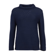 Buy Barbour Purl Stitch Roll Neck Jumper Online at johnlewis.com