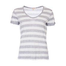 Buy Barbour Trytone Stripe T-Shirt Online at johnlewis.com