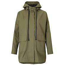 Buy Kin by John Lewis Parka Coat, Khaki Online at johnlewis.com