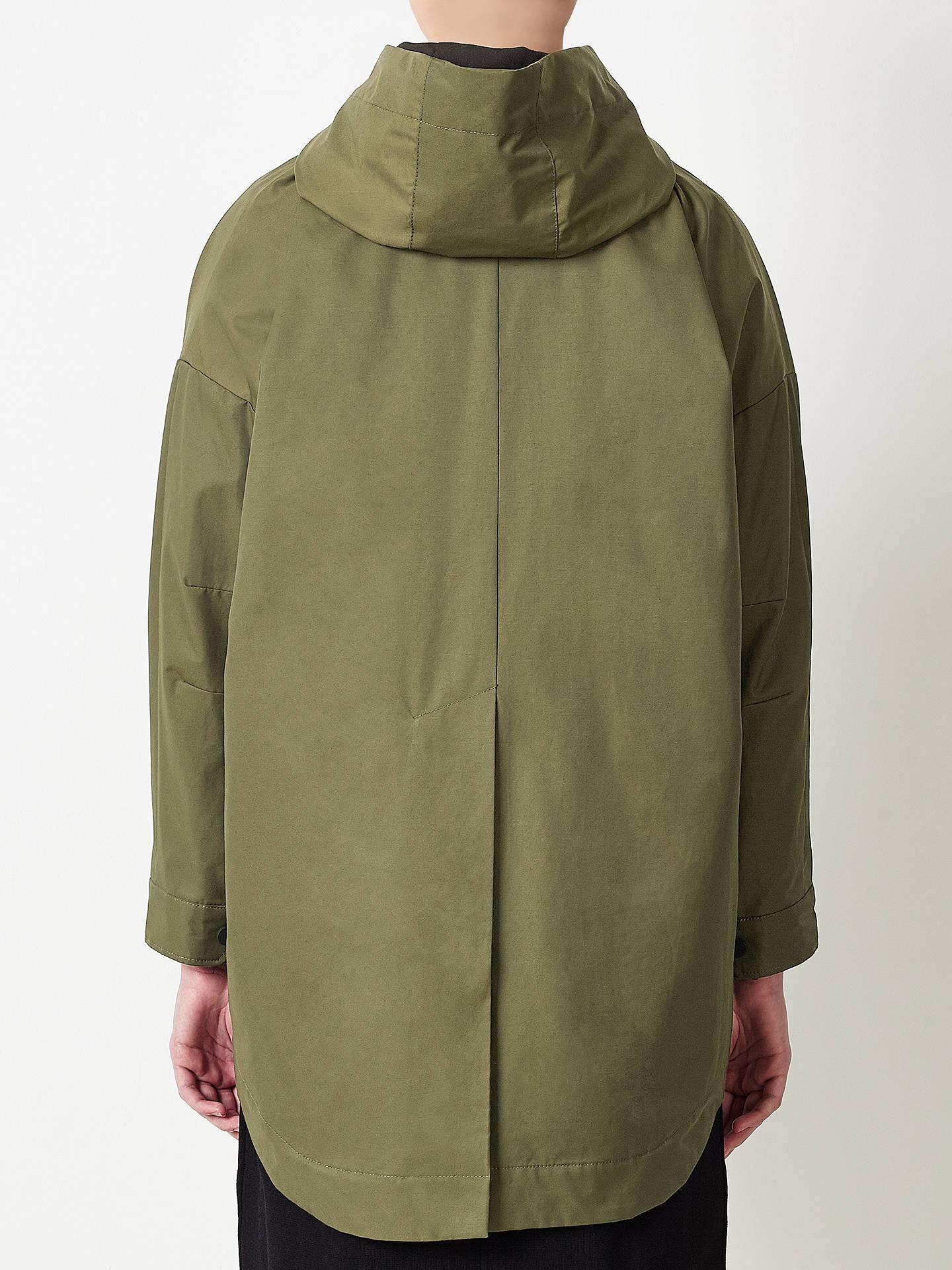 size 40 2ecdc 92a5e Kin by John Lewis Parka Coat, Khaki at John Lewis & Partners