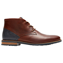 Buy Rockport Ledge Hill Too Chukka Boots, Brown Online at johnlewis.com