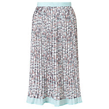 Buy Darling London Gia Skirt, Morning Mist Online at johnlewis.com