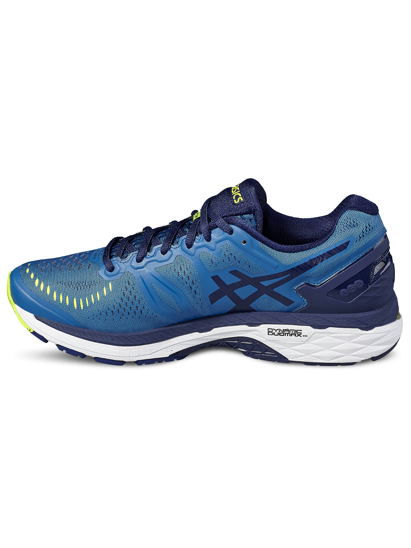 super popular f21f4 89843 Asics GEL-KAYANO 23 Men's Structured Running Shoes, Blue ...