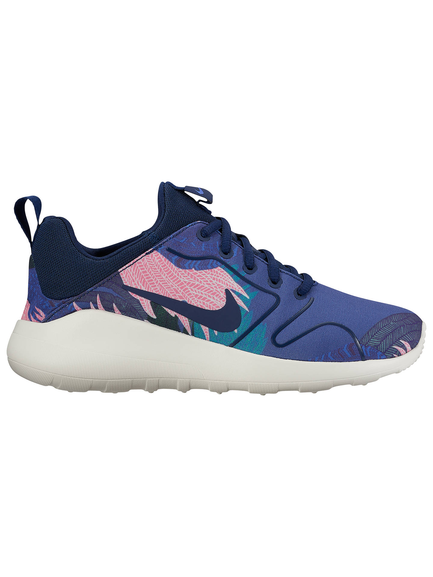 newest f36a0 41381 italy nike kaishi 2.0 print shoe fc0c8 cf38f  czech buynike kaishi 2.0 leaf print  womens trainers binary blue 4 online at johnlewis. dfda2
