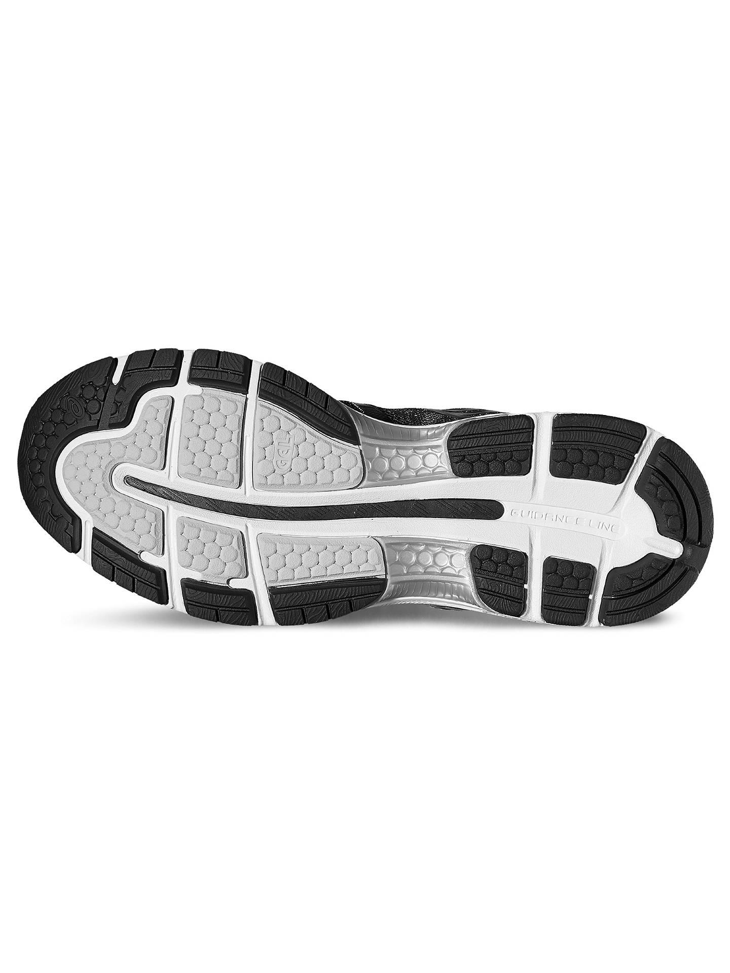 uk availability 25bf5 61365 Asics Gel Nimbus 19 Men's Running Shoes, Black at John Lewis ...