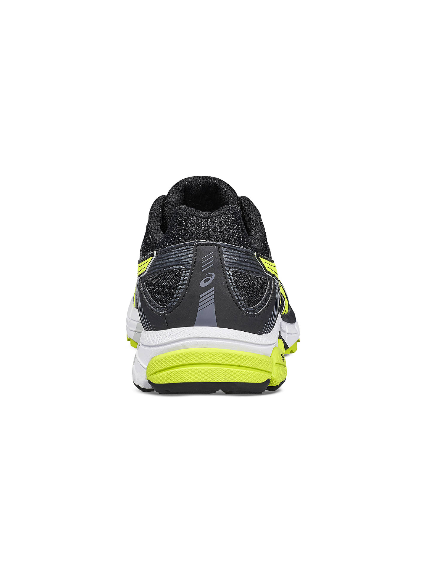new styles 55651 9e22e Asics GEL-INNOVATE 7 Men's Running Shoes, Black/Yellow at ...