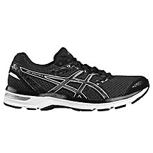 Buy Asics GEL-EXCITE 4 Men's Running Shoes, Black Online at johnlewis.com