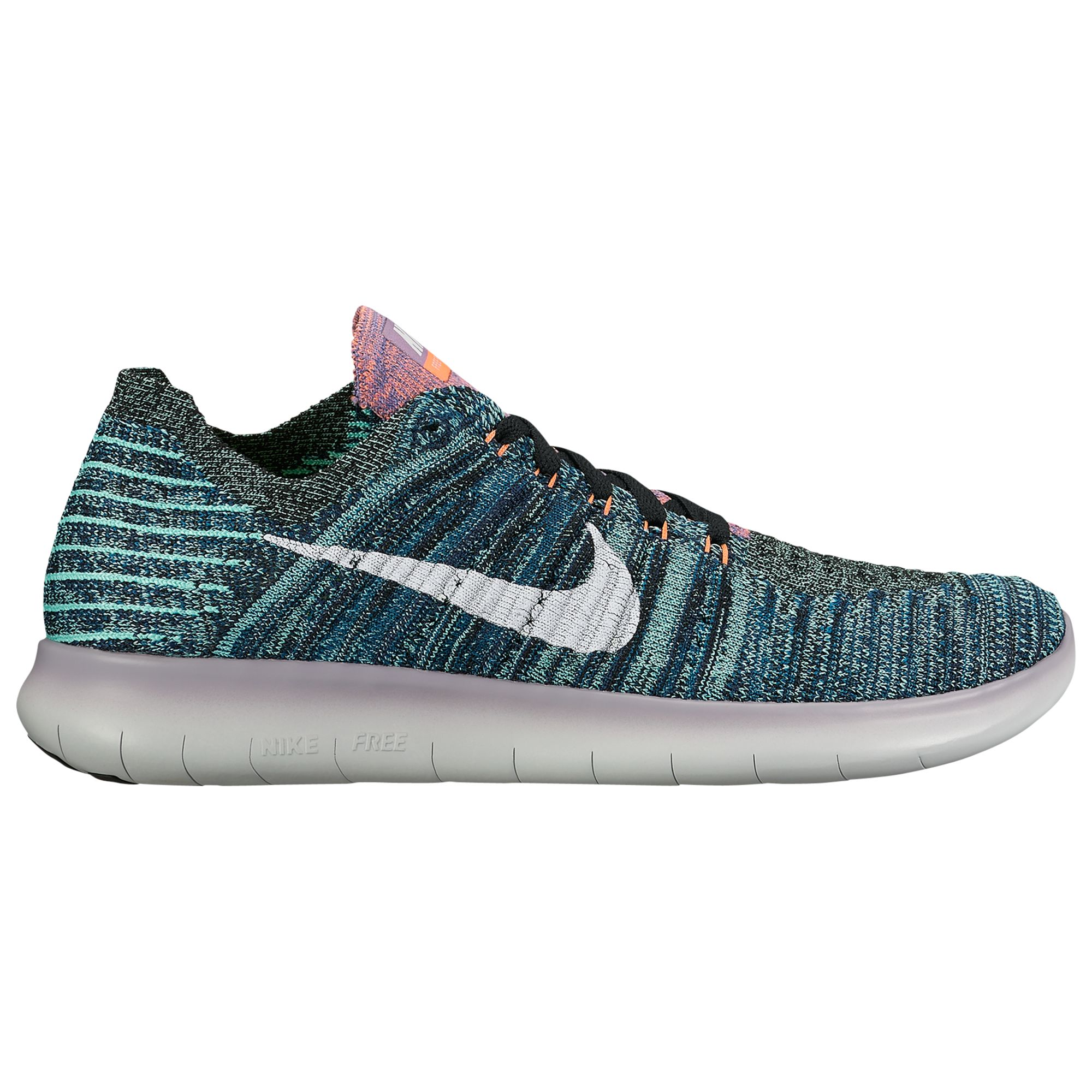 separation shoes 1cd56 55538 Nike Free RN Flyknit Women s Running Shoes at John Lewis   Partners