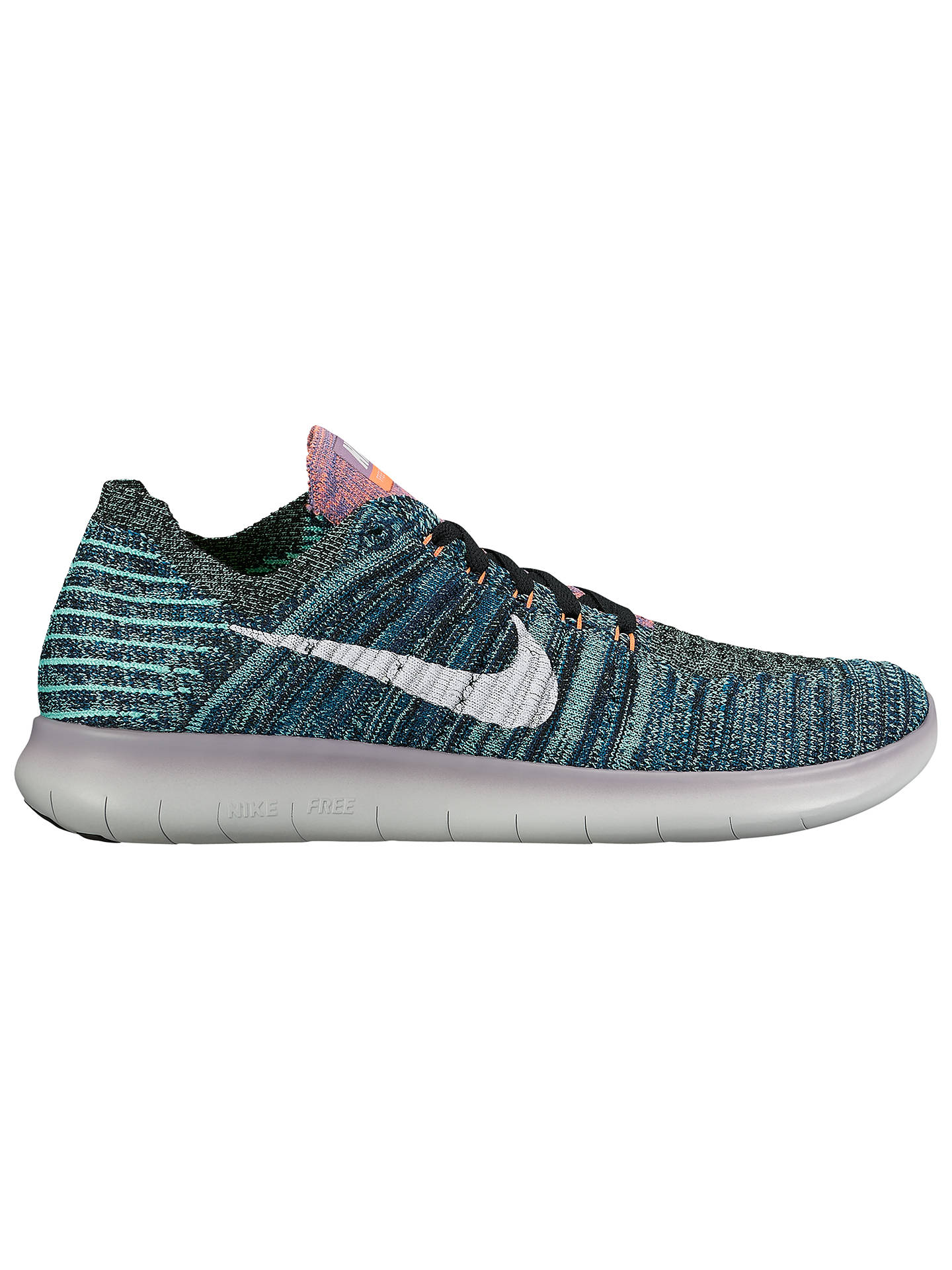 561cb03ccf76 Nike Free RN Flyknit Women s Running Shoes at John Lewis   Partners