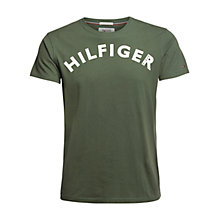 Buy Hilfiger Denim Logo Cotton T-Shirt Online at johnlewis.com