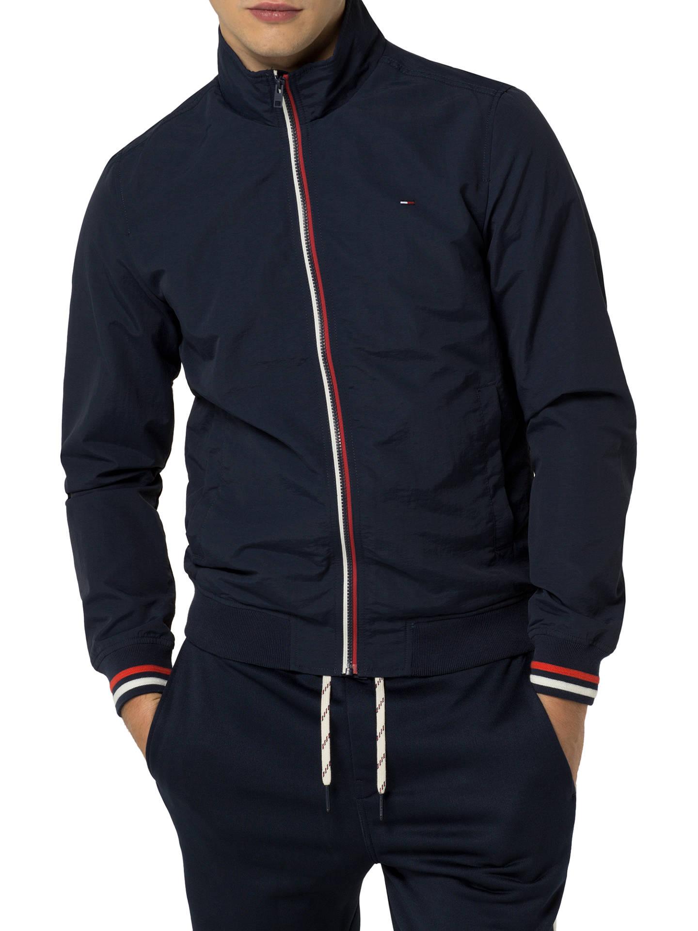 d85e8d98 Buy Tommy Hilfiger Bobby Casual Bomber Jacket, , L Online at johnlewis.com  ...