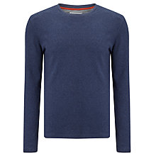 Buy John Lewis Waffle Cotton Long Sleeve T-Shirt Online at johnlewis.com