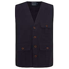 Buy JOHN LEWIS & Co. Workwear Waistcoat Online at johnlewis.com