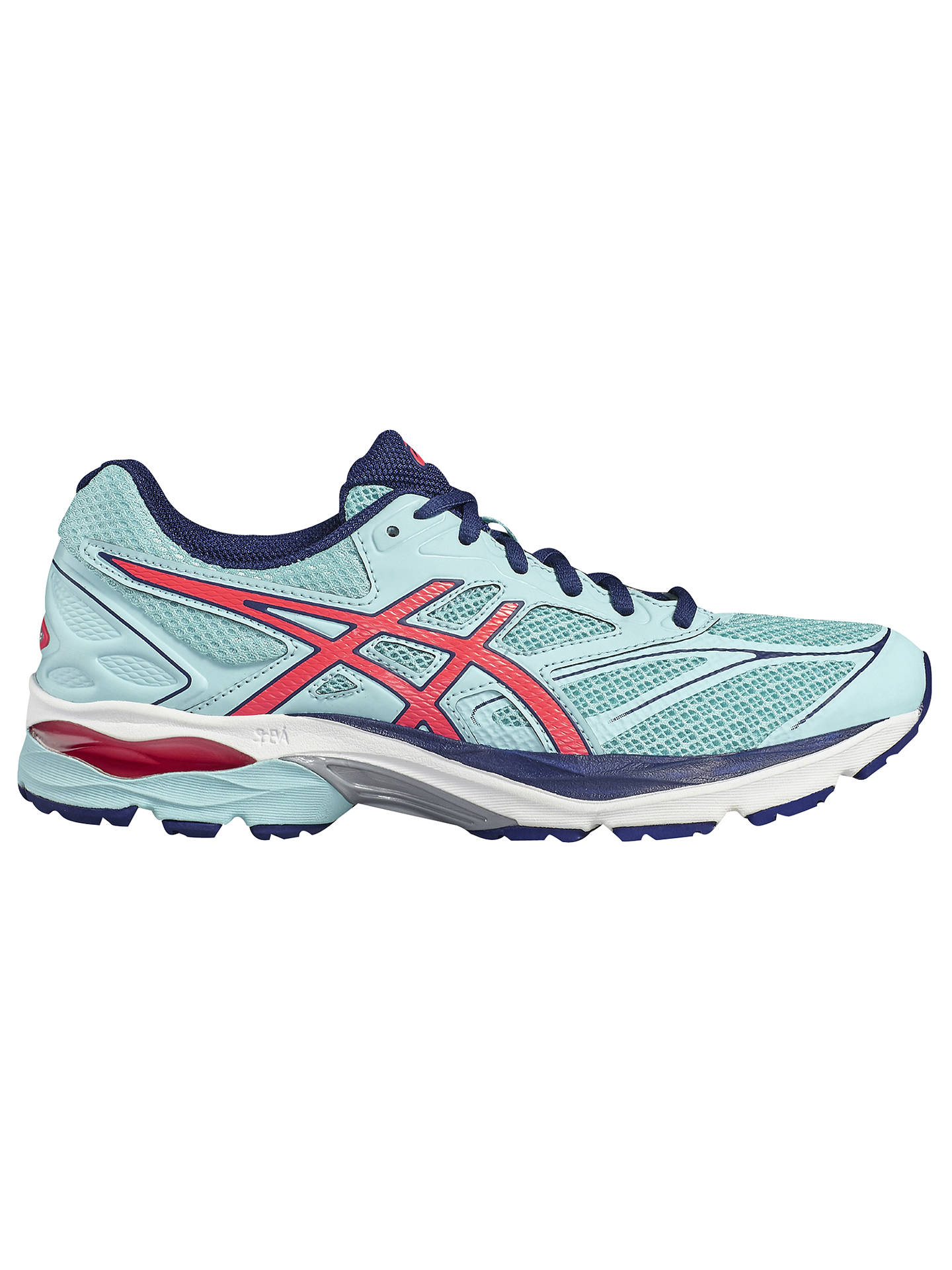 0195bf007 Buy Asics GEL-PULSE 8 Women's Running Shoes, Blue/Pink, 6 Online ...