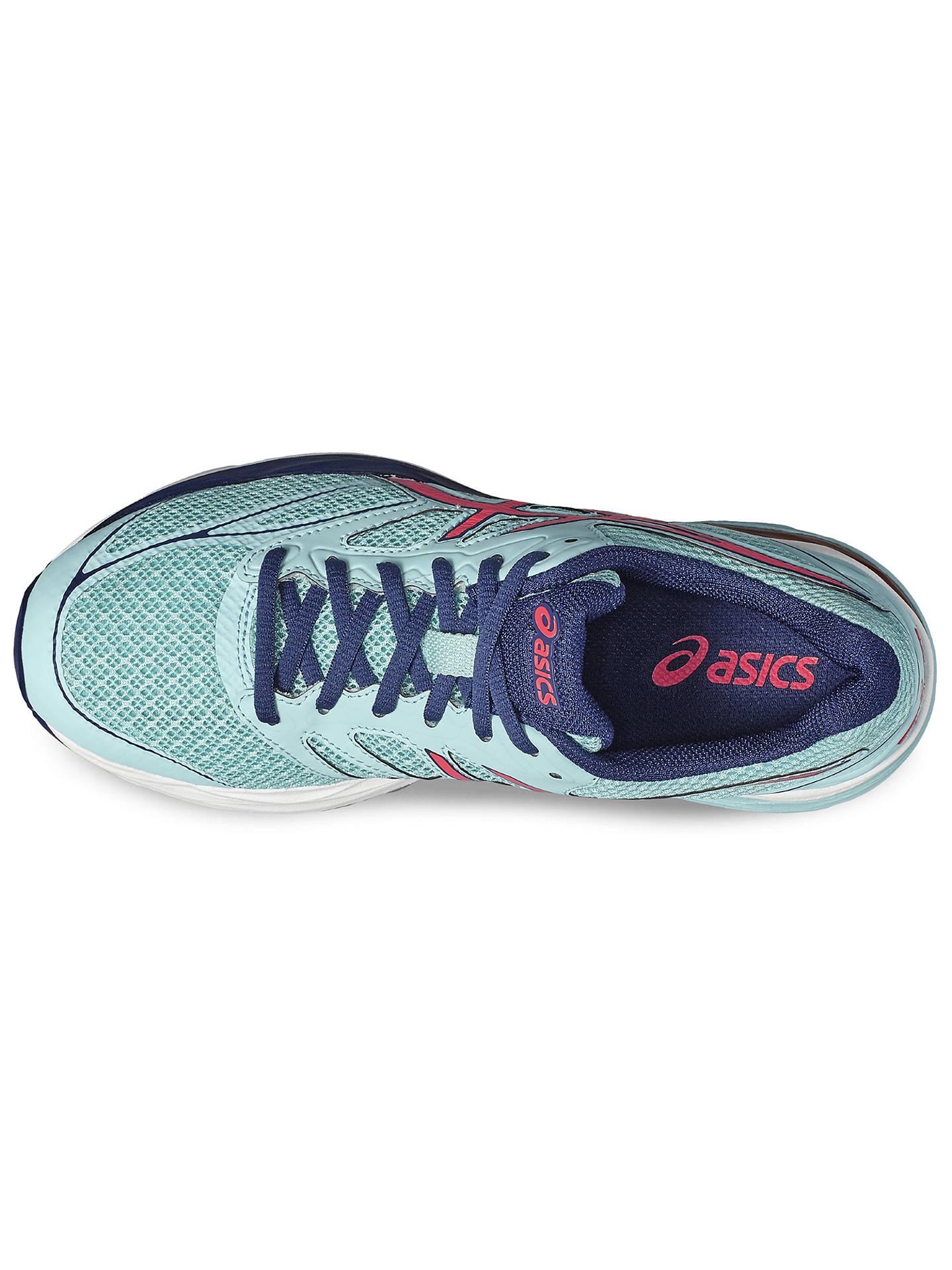 08bc570a Asics GEL-PULSE 8 Women's Running Shoes, Blue/Pink at John Lewis ...