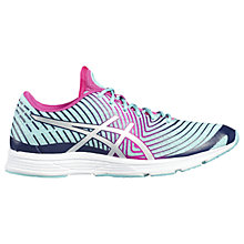 Buy Asics GEL-Hyper Tri 3 Women's Running Shoes, Blue Online at johnlewis.com