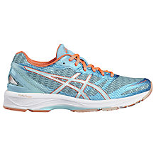 Buy Asics GEL-DS 22 Women's Running Shoes, Blue Online at johnlewis.com