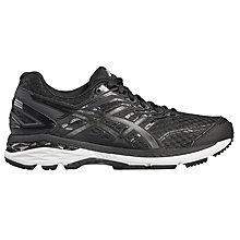 Buy Asics GT-2000 5 Women's Running Shoes, Black Online at johnlewis.com