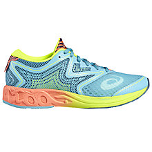 Buy Asics Gel-Noosa Tri 12 Women's Running Shoes, Blue/Pink Online at johnlewis.com
