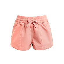 Buy John Lewis Girls' Twill Shorts Online at johnlewis.com