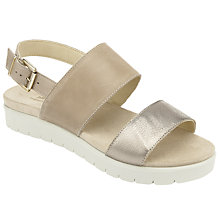 Buy John Lewis Designed for Comfort Laysan Flatform Sandals Online at johnlewis.com