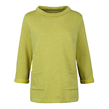 Buy Seasalt Bareroot Sweatshirt, Seedling Online at johnlewis.com