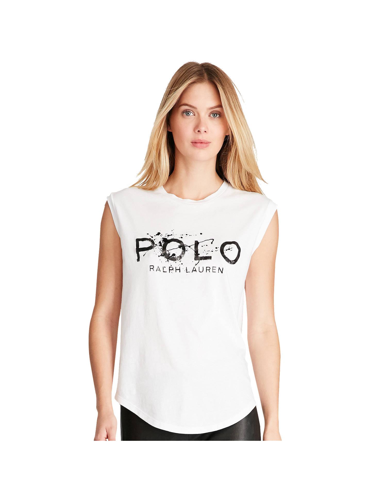 fdc12f031dc6b Buy Polo Ralph Lauren Cotton Jersey Graphic T-Shirt