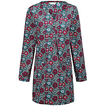 Buy Seasalt Terrazzo Tunic Dress, Malo Floral Shadow Online at johnlewis.com