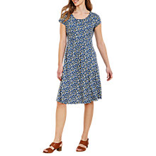 Buy Seasalt Carnmoggas Dress, Little Field Marine Online at johnlewis.com