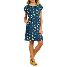 Buy Seasalt Quay Cellars Dress, Hanky Stamp Galley Online at johnlewis.com