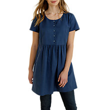 Buy Seasalt Moresk Tunic Dress, Marine Online at johnlewis.com