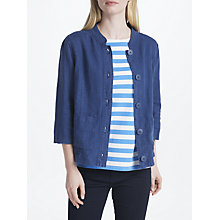 Buy Seasalt Bullfinch Jacket, Night Online at johnlewis.com