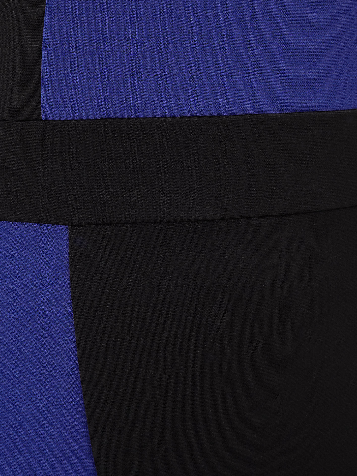 Buy Studio 8 Caitlin Dress, Cobalt/Black, 12 Online at johnlewis.com